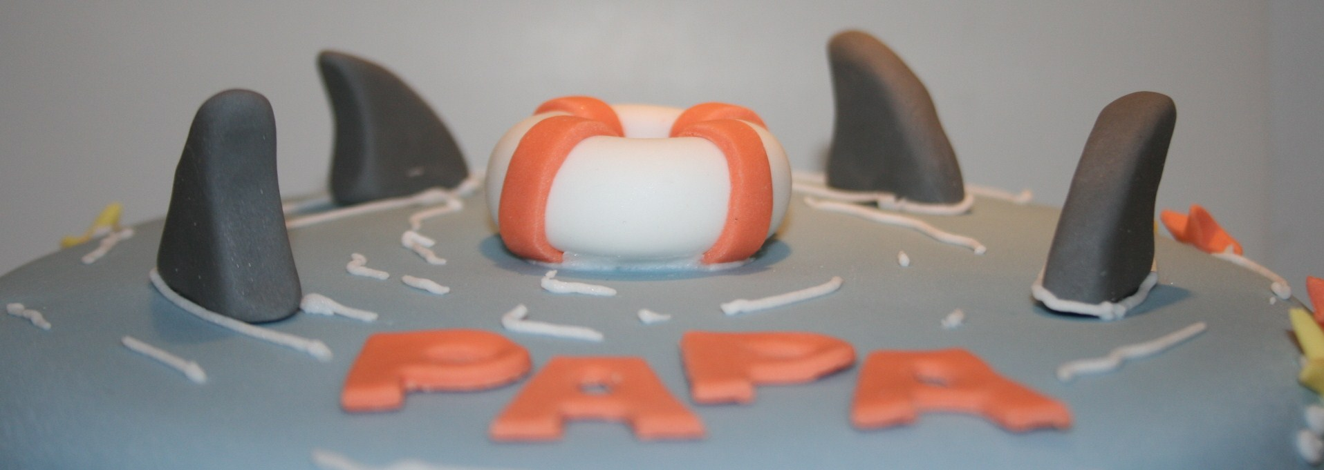 Unusual Shark Cake Template Gallery - Examples Professional Resume ...